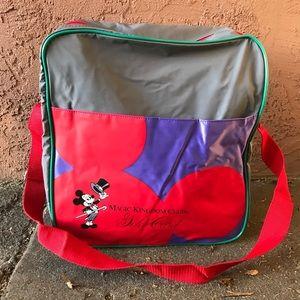 Handbags - Vintage Disney Magic Kingdom Club Travel Bag